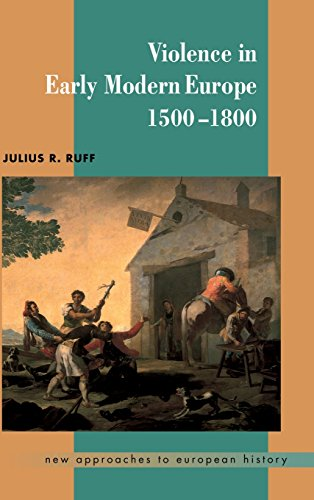 9780521591195: Violence in Early Modern Europe 1500-1800 (New Approaches to European History)