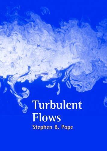 9780521591256: Turbulent Flows