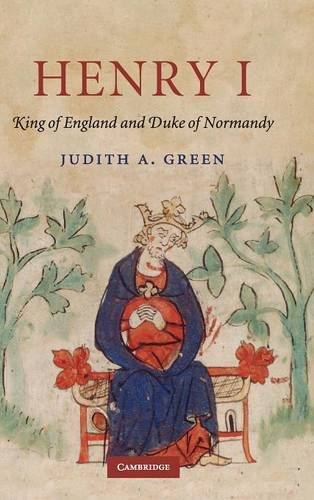 9780521591317: Henry I: King of England and Duke of Normandy