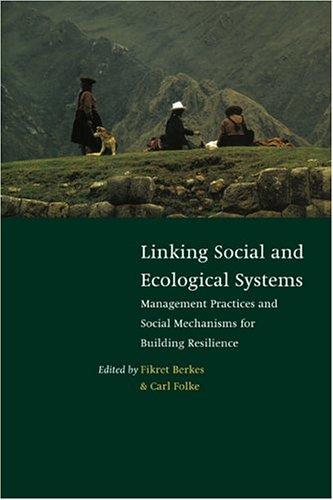 9780521591409: Linking Social and Ecological Systems Hardback: Management Practices and Social Mechanisms for Building Resilience