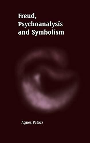 9780521591522: Freud, Psychoanalysis and Symbolism
