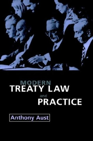 9780521591539: Modern Treaty Law and Practice