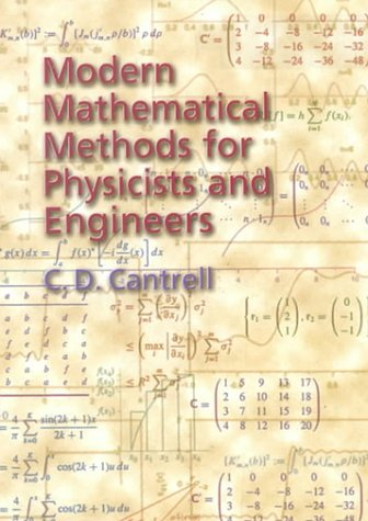 9780521591805: Modern Mathematical Methods for Physicists and Engineers