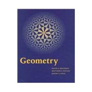 9780521591935: Geometry