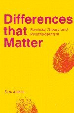 9780521592253: Differences that Matter: Feminist Theory and Postmodernism