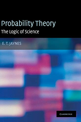 9780521592710: Probability Theory: The Logic of Science: Principles and Elementary Applications Vol 1