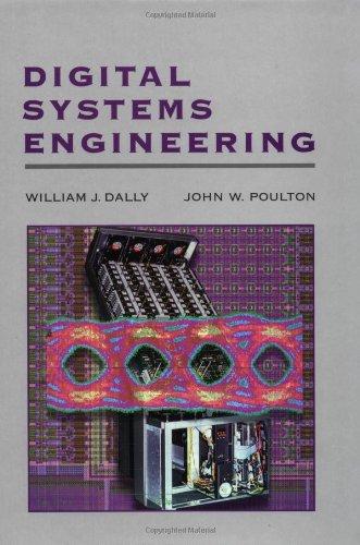 9780521592925: Digital Systems Engineering