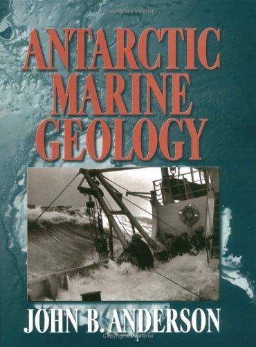 9780521593175: Antarctic Marine Geology