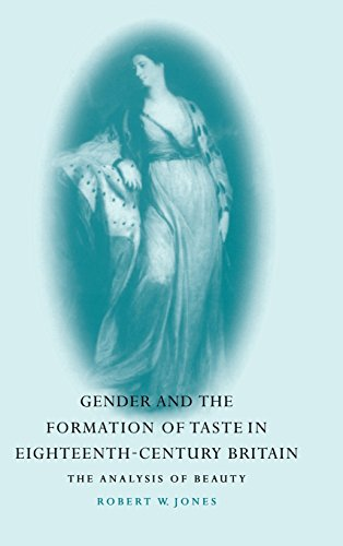 9780521593267: Gender and the Formation of Taste in Eighteenth-Century Britain: The Analysis of Beauty