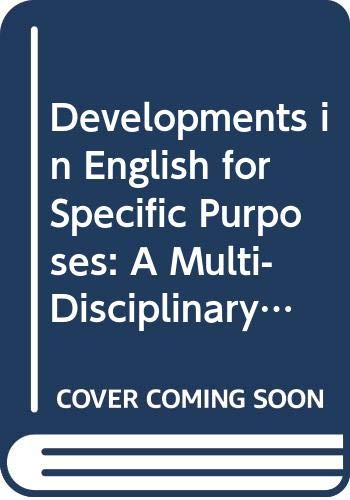 9780521593298: Developments in English for Specific Purposes: A Multi-Disciplinary Approach (Cambridge Language Teaching Library)