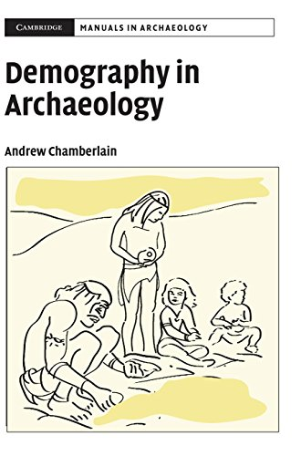 9780521593670: Demography in Archaeology (Cambridge Manuals in Archaeology)
