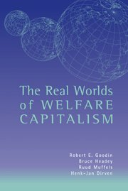 9780521593861: The Real Worlds of Welfare Capitalism Hardback