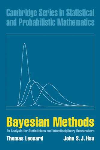 9780521594172: Bayesian Methods: An Analysis for Statisticians and Interdisciplinary Researchers (Cambridge Series in Statistical and Probabilistic Mathematics)