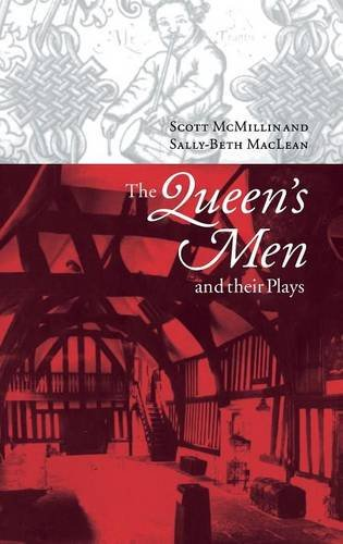 9780521594271: The Queen's Men and their Plays
