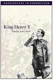 9780521594288: King Henry V (Shakespeare in Production)