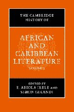 9780521594349: The Cambridge History of African and Caribbean Literature 2 Volume Hardback Set