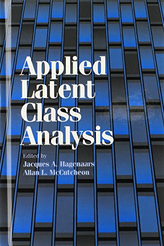 9780521594516: Applied Latent Class Analysis