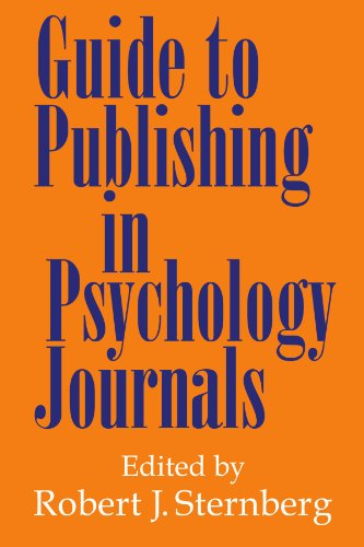 9780521594608: Guide to Publishing in Psychology Journals