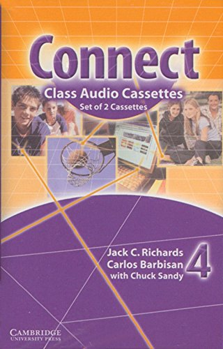 Connect 4: Class Audio Cassette: Carlos Barbisan,Chuck Sandy,Jack C. Richards