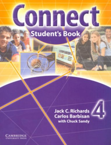 9780521594707: Connect Student Book 4 (No. 4)