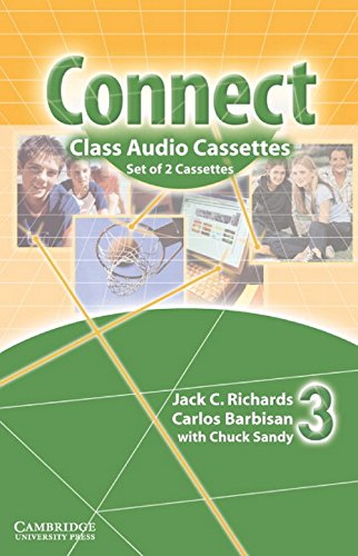 Connect 3: Class Audio Cassette: Carlos Barbisan,Chuck Sandy,Jack C. Richards