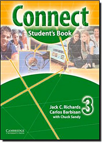 9780521594769: Connect Student Book 3