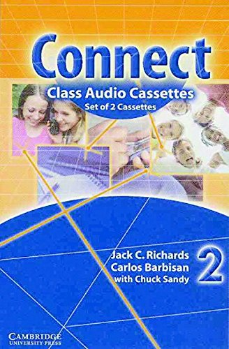 Connect 2: Class Audio Cassette: Carlos Barbisan,Chuck Sandy,Jack C. Richards