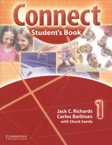 9780521594981: Connect Student Book 1: Level 1