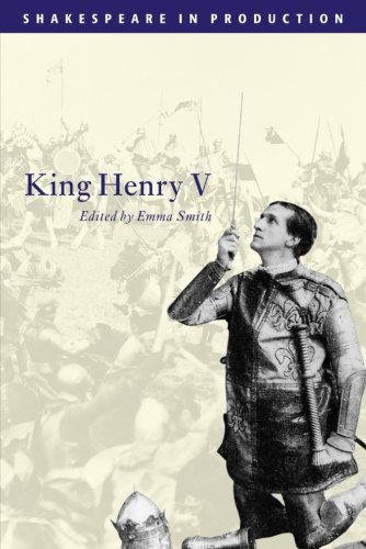 9780521595117: King Henry V (Shakespeare in Production)