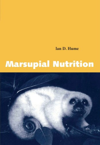 Marsupial Nutrition: Hume, Ian D.