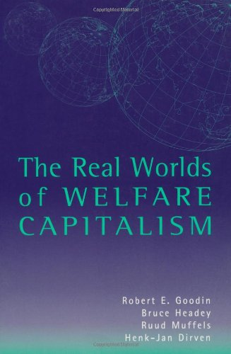 9780521596398: The Real Worlds of Welfare Capitalism Paperback