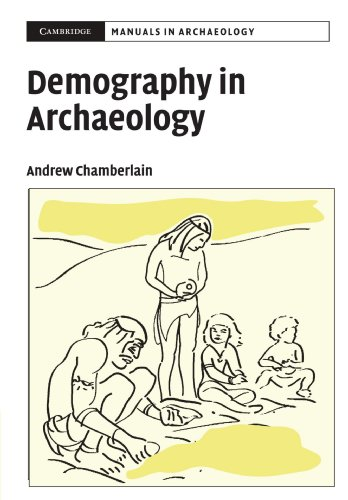 9780521596510: Demography in Archaeology (Cambridge Manuals in Archaeology)