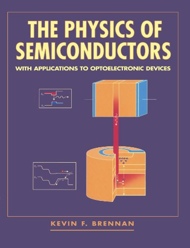 9780521596626: The Physics of Semiconductors: With Applications to Optoelectronic Devices