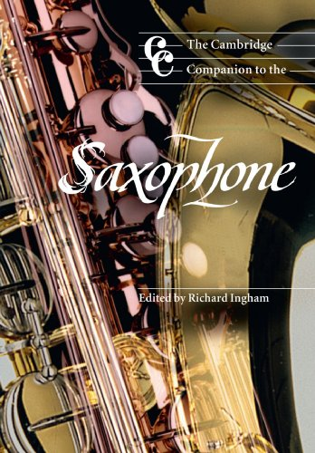 9780521596664: The Cambridge Companion to the Saxophone (Cambridge Companions to Music)