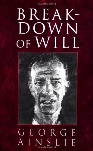 9780521596947: Breakdown of Will