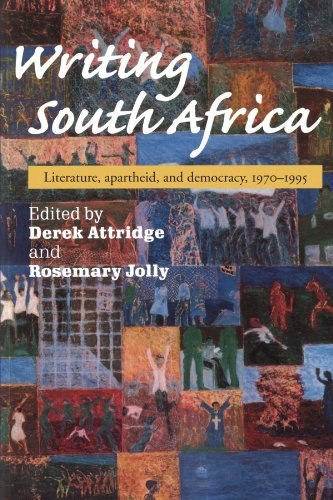 9780521597685: Writing South Africa: Literature, Apartheid, and Democracy, 1970-1995