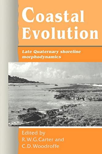 9780521598903: Coastal Evolution: Late Quaternary Shoreline Morphodynamics