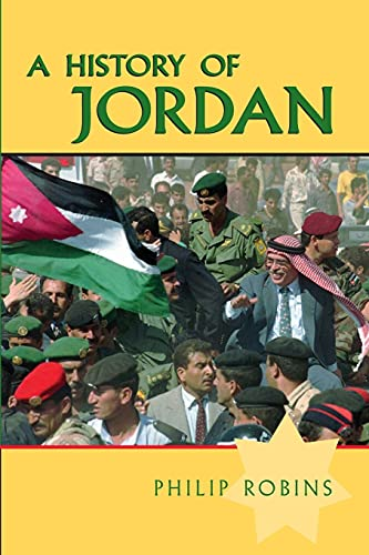 A History of Jordan: Robins, Philip