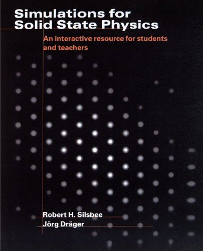9780521599115: Simulations for Solid State Physics Paperback without CD-ROM: An Interactive Resource for Students and Teachers