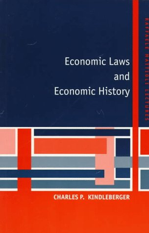 9780521599757: Economic Laws and Economic History