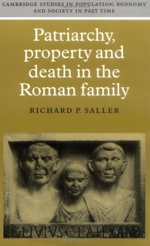 9780521599788: Patriarchy, Property and Death in the Roman Family (Cambridge Studies in Population, Economy and Society in Past Time)