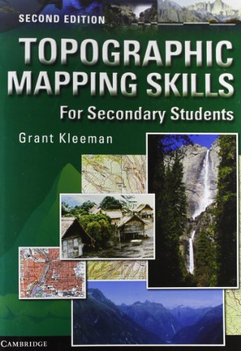 9780521600064: Topographic Mapping Skills for Secondary Students: Skills in Senior Geography