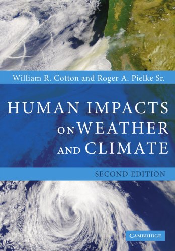 9780521600569: Human Impacts on Weather and Climate