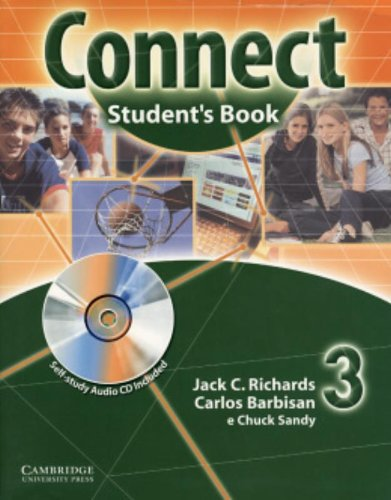9780521600729: Connect Student Book 3 with Self-study Audio Cd Portuguese Edition (Secondary Course)