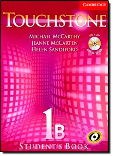 9780521601313: Touchstone Level 1 Student's Book B with Audio CD/CD-ROM