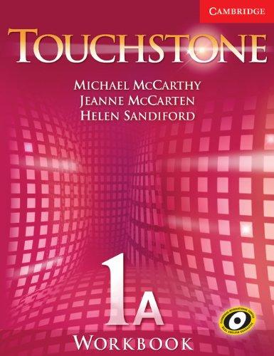 Touchstone, by McCarthy, Workbook 1A: McCarthy, Michael/ McCarten,