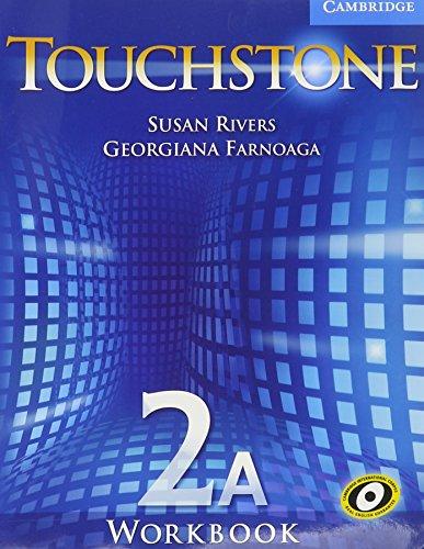 9780521601375: Touchstone, Level 2, Workbook 2A