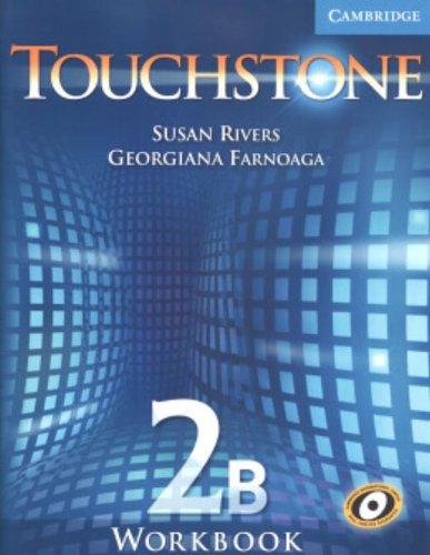 9780521601382: Touchstone Workbook 2B