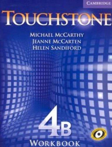 9780521601481: Touchstone Workbook 4B