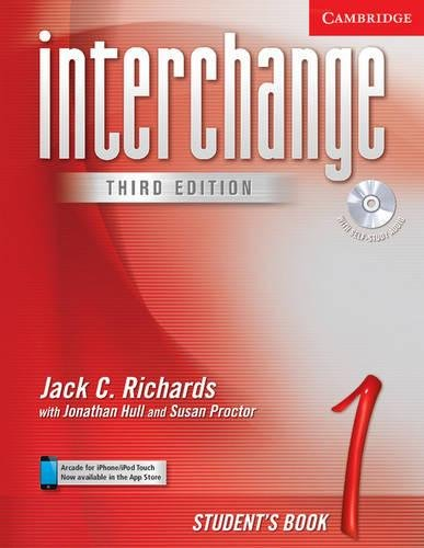 9780521601719: Interchange Student's Book 1 with Audio CD, 3rd Edition